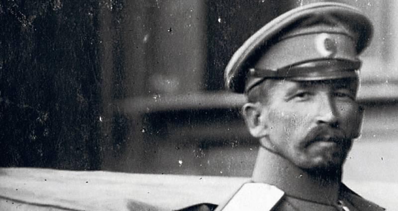 Лавр Корнилов: генерал никто