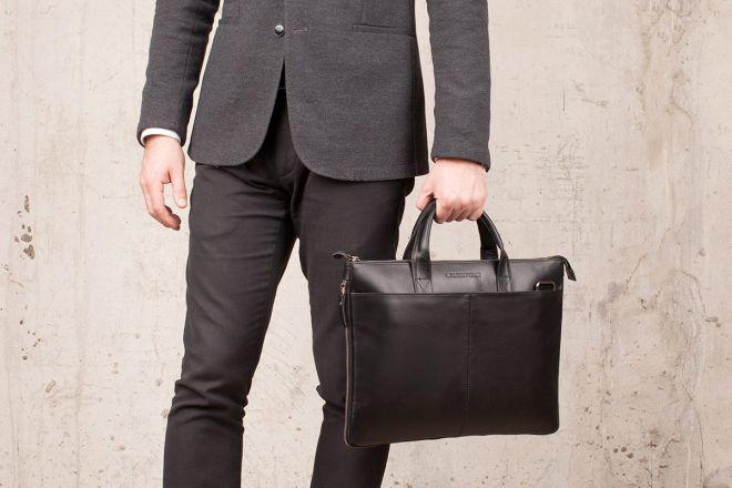 Топ-8 интересных фактов о мужских сумках, которые ты не знала