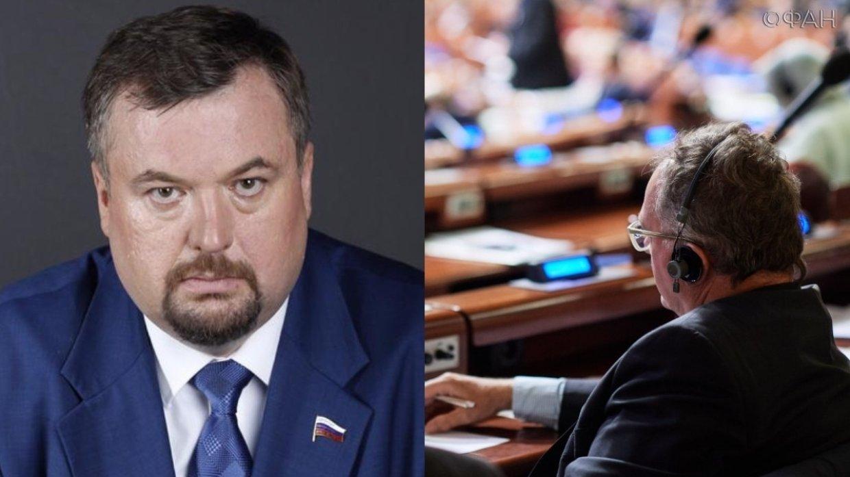 «Совет Европы уйдет в небытие»: в Госдуме назвали последствия отказа РФ от участия в работе ПАСЕ