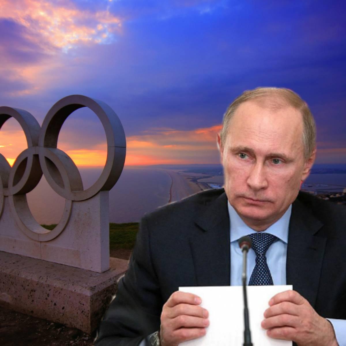 Путин против МОК: эпилог и с…