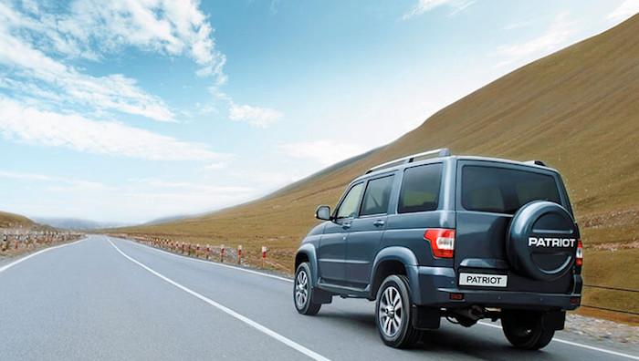 «УАЗ» начал поставки своих автомобилей в Мексику