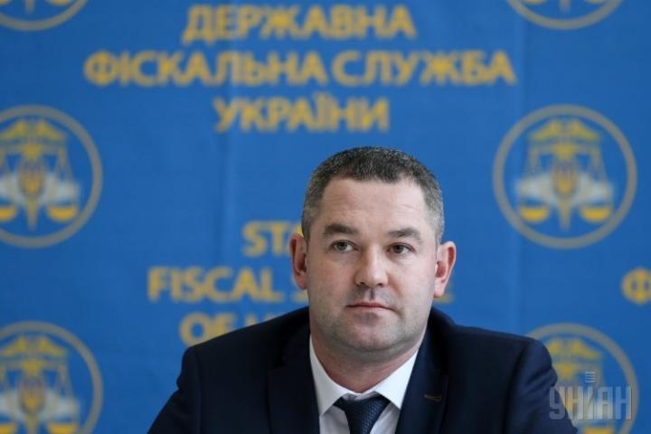 У майданщиков не осталось финансовых секретов.За границу бежал глава фискальной службы Украины Мирослав Продан