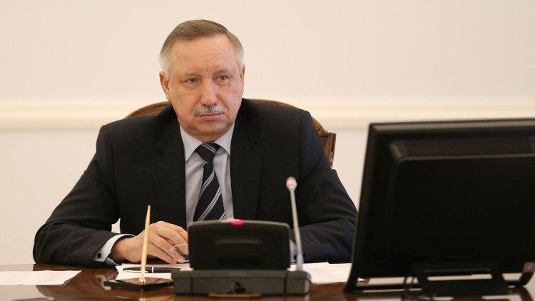 «Единая Россия» пообещала поддержку Беглову на выборах