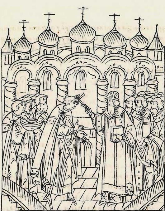 Первые залпы «Войны двух царей»: перед осадой Тулы