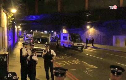 Опубликовано фото наехавшего на толпу мусульман в Лондоне водителя