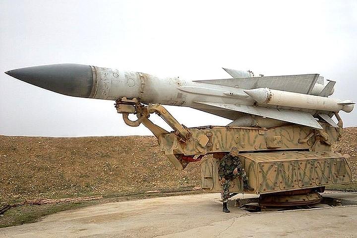 Системы «свой-чужой» на сирийском С-200 быть не могло