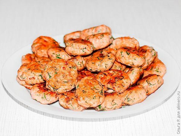 Котлеты из красной рыбы в духовке рецепты