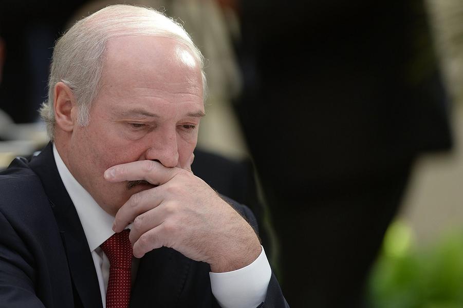 У Лукашенко после визита к П…