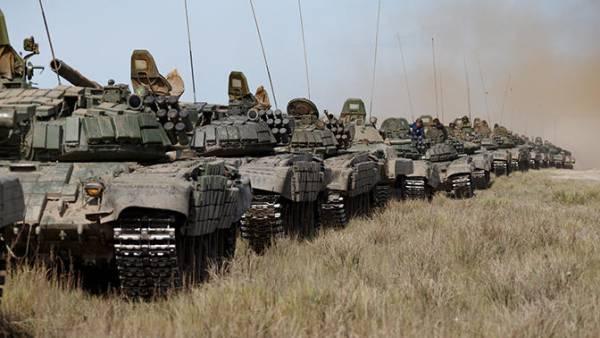 Доля современных вооружений в ЦВО, ВВО и ЮВО к концу года составит 50%