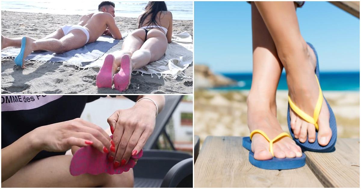 Когда шлепанцы становятся ненужными: достойная альтернатива пляжной обуви существует!
