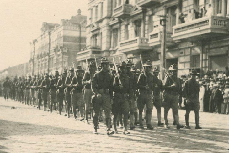 Американские интервенты. 100 лет назад войска США высадились во Владивостоке