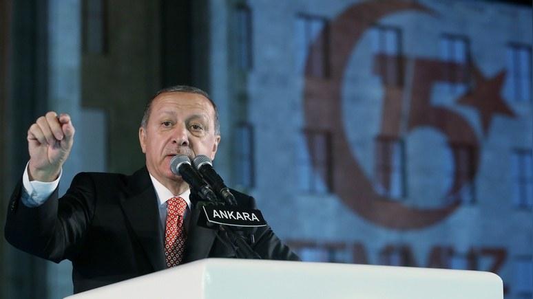 Юнкер: восстановив смертную казнь, Турция захлопнет дверь в ЕС