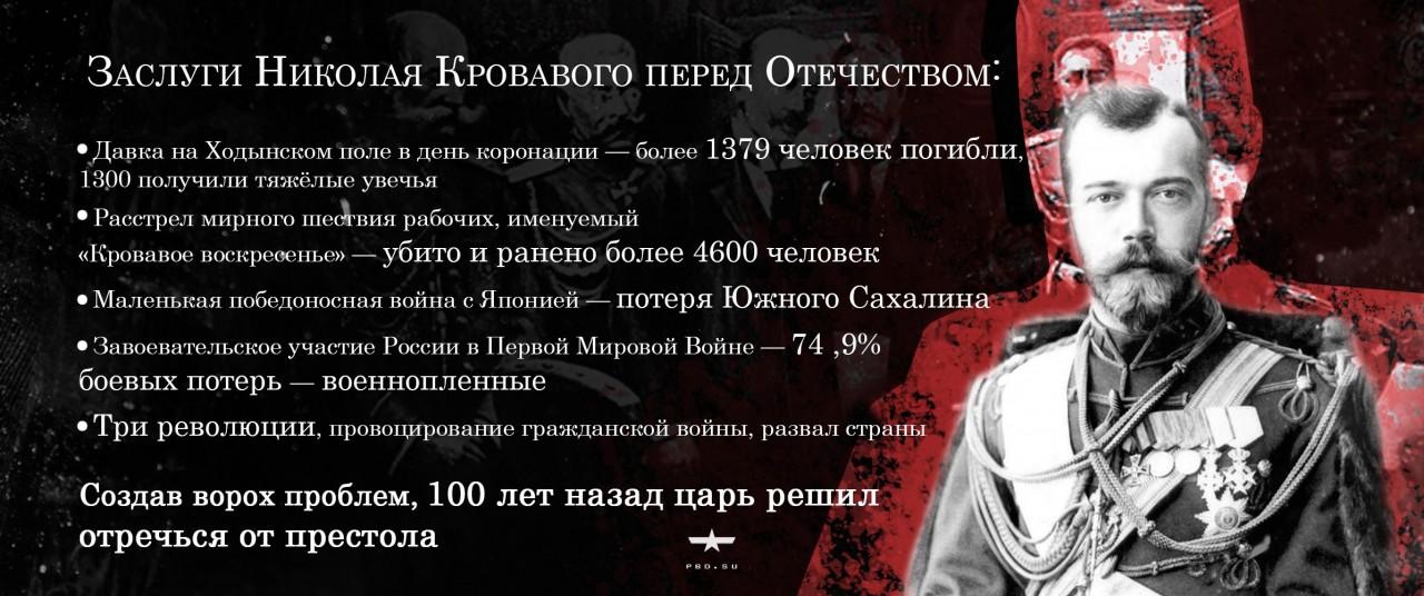 Николай Кровавый