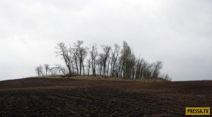ТОП-7 «заговоренных» мест в России (7 фото)