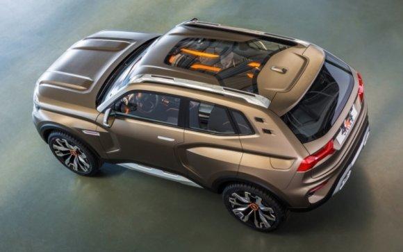 Брутальная Lada 4×4: АвтоВАЗ представил «Ниву» нового поколения