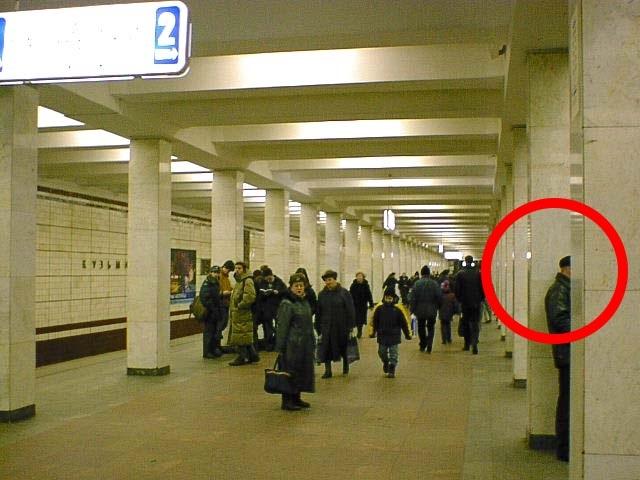 девушки метро кузьминки
