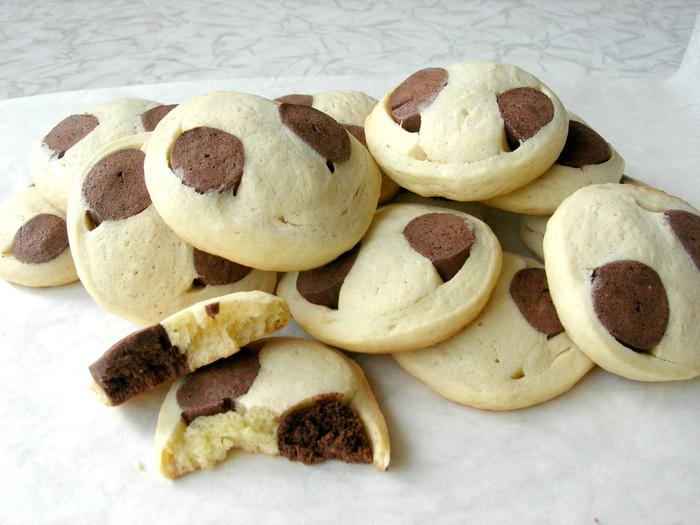 Печенье «Баттенбург». Интересный способ формовки печенья. Печенье, Кулинария, Еда, Видео, Десерт, Выпечка, Длиннопост