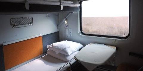 РЖД повысит тарифы на проезд в плацкартных и общих вагонах