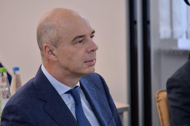 Силуанов: правительство может изменить структуру налогов в России