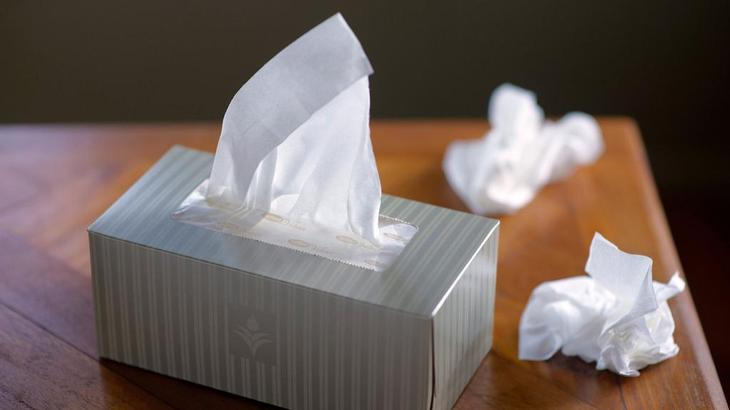 простуда у ребенка без температуры