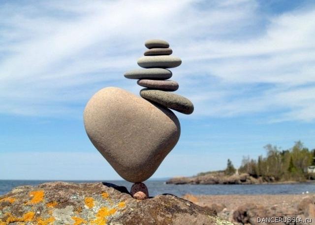 Тутта Майер-Жизнь - это абсолютное равновесие противоположных сил