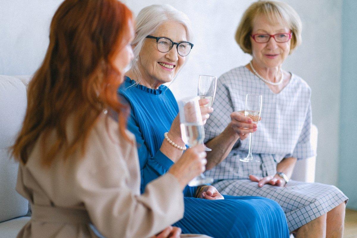 Привычка употребления алкоголя, которая дает высокую вероятность дожить до 90 лет