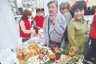 Какой город возглавил рейтинг российского гастрономического туризма?