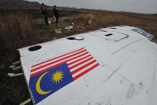 Крушением MH17: Европа слома…
