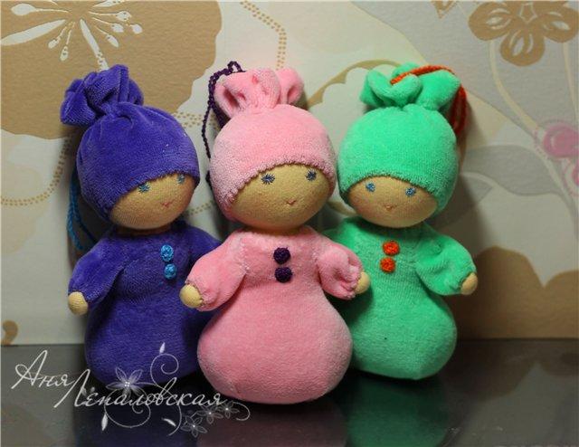 Куклы своими руками для детей фото