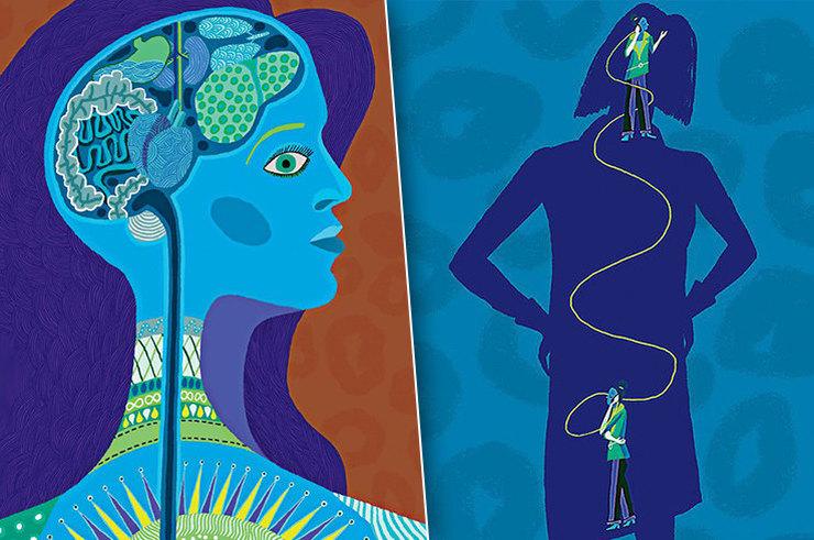 Тесная связь между психическими и физическими заболеваниями
