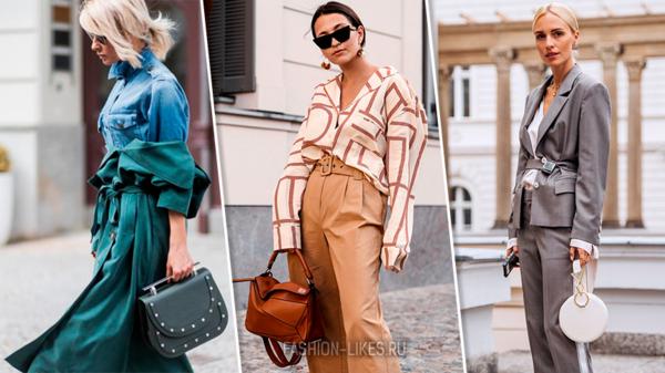 13 стильных образов от немецких модниц для женщины XXI века