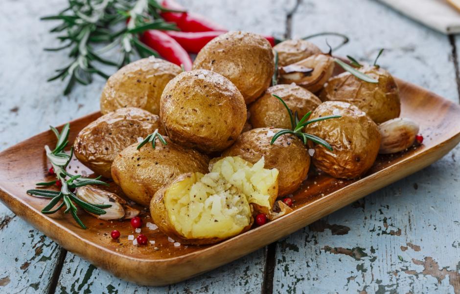 Особенности запекания картофеля