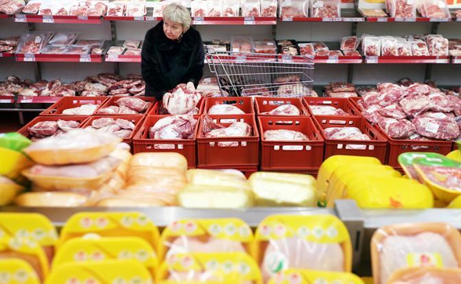 Чистого мяса в России практи…