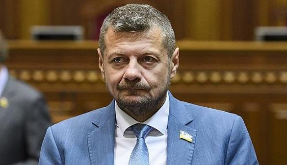 Мосийчук заявил, что будет стрелять в митингующих в центре Киева