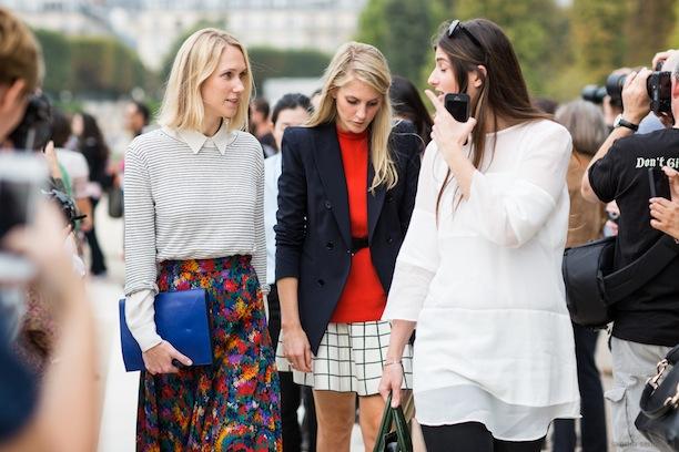 Блеск, леопард и горошек с полосочкой: как правильно нарушать модные правила