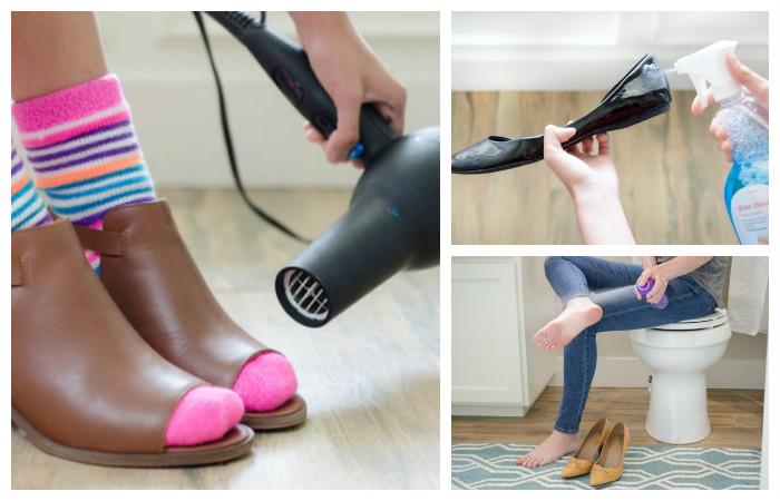 Укрощение строптивых: 15 лайфхаков портив самых популярных проблем с обувью