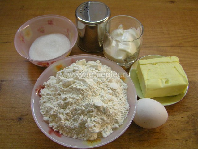 Рецепт песочного теста. С видео..