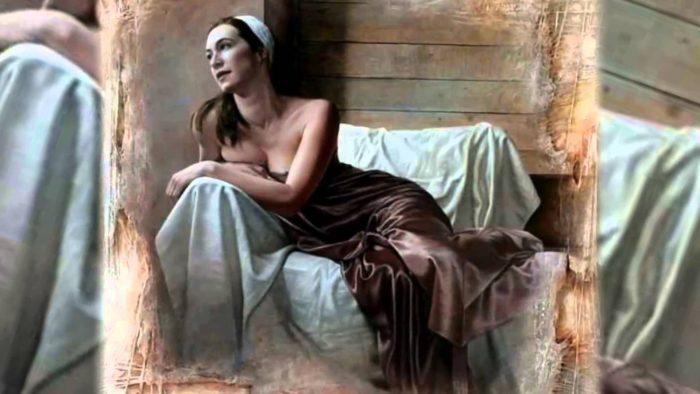 Художник PASCAL CHOVE о красоте женщины