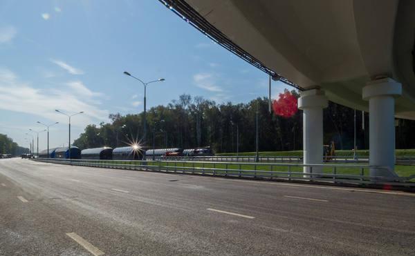 М.Ликсутов: Переразметка Киевского шоссе улучшит условия движения на участке от МКАД до пос. Внуково