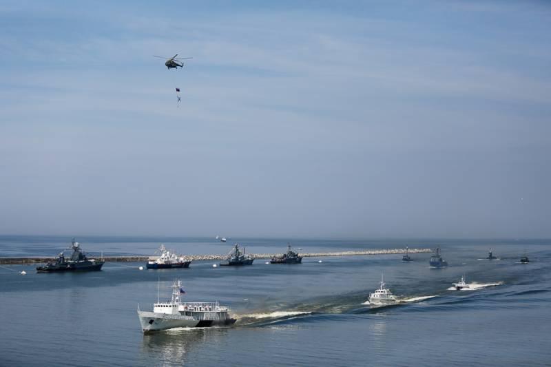 18 мая – День Балтийского флота