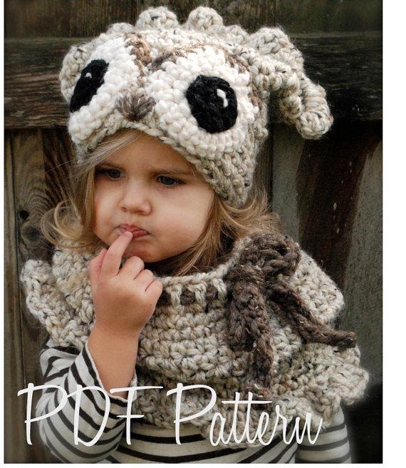 Классные детские вязаные шапочки (идеи для опытных мастериц)