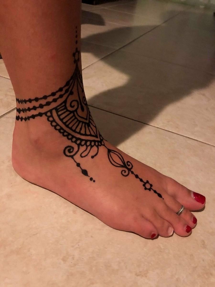 Татуировка хной и возможные …