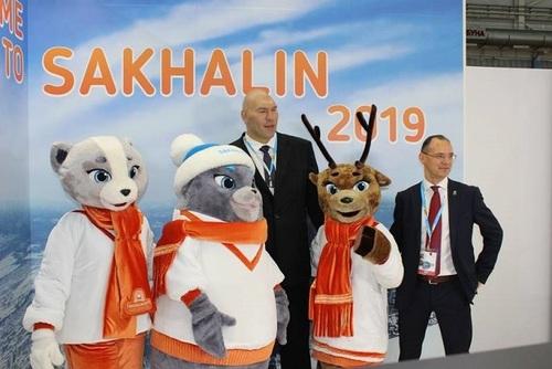 Островная делегация приняла участие в форуме «Россия – спортивная держава»