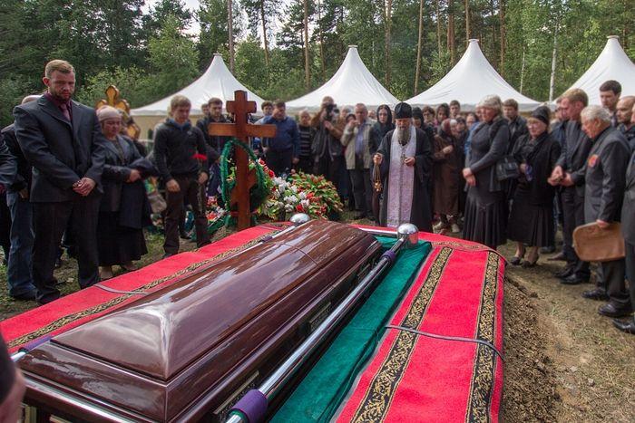 Особенности национальных похорон