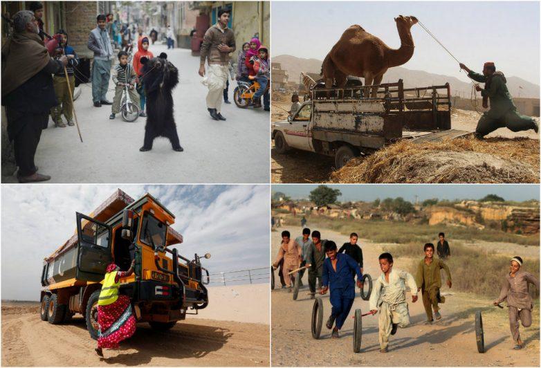 Удивительный Пакистан на фото