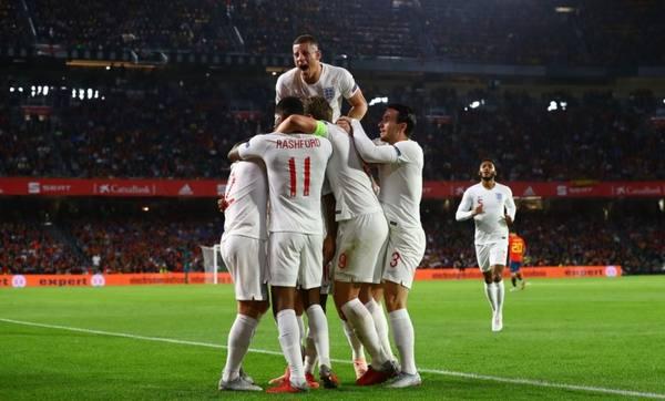 Первая осечка Луиса Энрике: Испания проиграла Англии в Лиге Наций