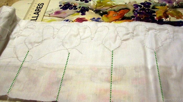 Текстильная корзинка из пасхальных зайцев. Мастер-класс (9) (700x393, 329Kb)