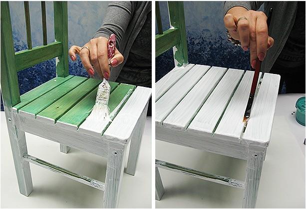 Как сделать кракле на мебели - Meri30.ru