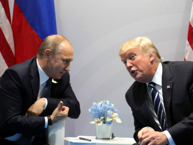 Стало известно, кто виноват в саботаже встреч Путина и Трампа