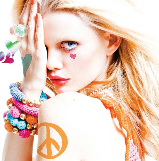 Jennifer Pugh by Kah Poon (Hippie Love - WestEast #36 Spring-Summer 2012) 2